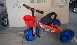儿童三轮车