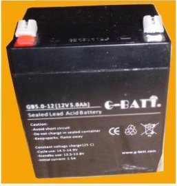 蓄电池供应6V5AH 电子称应急灯电动工具等专用蓄电池