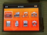 C0283QGLD-T,2.8英寸OLED,AM OLED,彩色顯示屏。