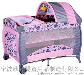 多功能欧式婴儿游戏床H17-2