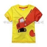 童t恤 2015新款 男童t恤短袖 外貿童裝批發 兒童純棉t恤衫 夏裝系列