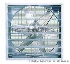 上海DFBZ方形风机 上海边墙排风机