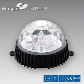 100mm点光源-3w齿轮铝底点光源-LED装饰灯