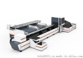 供應T-A管材全自動上料鐳射切割機 鐳射切管機報價
