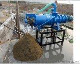 湖北蛋鸡粪便处理机 毛刷滚筒固液分离机