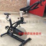 健身房有氧器械史帝飞动感单车多少钱一台