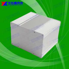 供应全铝机箱机柜 仪器仪表铝壳 铝机箱 铝型材外壳