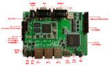7D工控板現貨 7串口千兆乙太網CAN匯流排