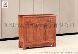 象头圆台-花梨木家具-红木家具-古典家具