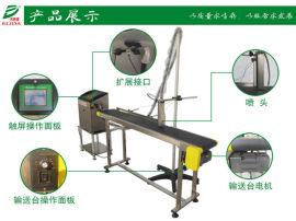 深圳食品饼干生产日期打码机 广州智能型全自动喷码机