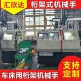 汇欣达CNC机床以机换人桁架机械手 使用效果怎么样