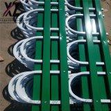 绿化带锌钢护栏,街道绿化带栅栏,锌钢栅栏隔离栏