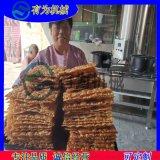 上海炸脆餅機器 薄脆油炸機 全自動炸薄脆油炸機