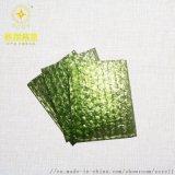 绿色气泡缓冲材料  加厚气泡袋 防静电气泡片材