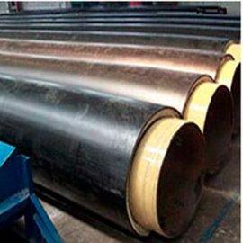 供甘肃永昌聚氨酯保温管和金昌聚氨酯直埋管厂家