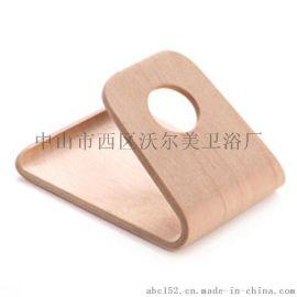 【专业10年】生产弯曲木系列产品、曲木手机支架、Ipad架创意时尚