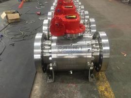 不锈钢高压球阀Q347PK-900LB