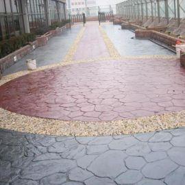 亚威供应楚雄市YV-41水泥压花|压模|混凝土压花地坪材料|透水地坪厂价直销