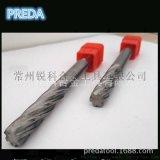 硬質合金鎢鋼機用加工鋼件和不鏽鋼6刃螺旋鉸刀