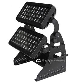 擎田燈光 QT-WL472 72顆四合一雙層投光燈,投光燈,雙層投光燈,四合一投光燈