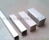 大量生产6061铝方管 各种精质铝方管 合金铝方管 质量保证