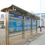 臨渭工廠製作小區不鏽鋼櫥窗報價公司