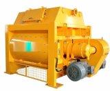混凝土攪拌機廠家,億立建機JS3000混凝土攪拌機,雙臥軸強制式
