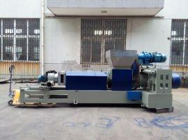 塑胶EVA造粒设备/EVA双挽造粒挤出机设备 造粒机厂