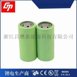 厂家销售3.2v 32650 5000mah磷酸铁**电池储能灯具太阳能可用