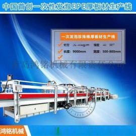 河南一次性发泡EPE厚板材生产线设备