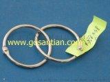 厂家供应书本装订环 装订用活页扣 卡圈等