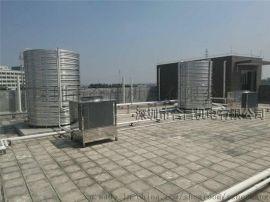 空气能热泵热水器工程是如何保证每一个人都有热水用