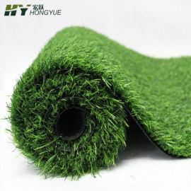 宏跃沈阳人造草坪25mm高塑料人工仿真草皮地毯