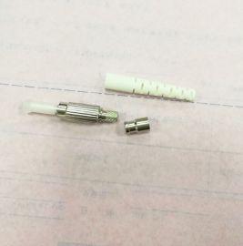 DIN光纤连接头 DIN光纤跳线连接头 2.0.9/2.0/3.0可选