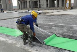 PVC防水材料-MAC高分子橡胶复合自粘防水卷材