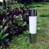 外型美观方便实用太阳能不锈钢LED草地草坪灯