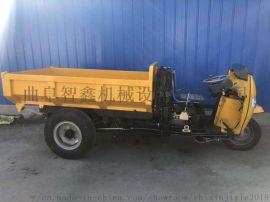 大载重三蹦子车  加长加宽可订制的农用柴油三轮车