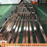 供应铜合金扁钢 纯铜扁铁防雷接地一手货源热卖中
