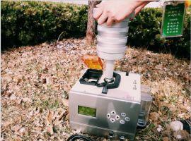 LB-2400(C)型四路恒温恒流大气采样器