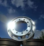 卡客車鋁合金輪轂鍛造鋁圈輪轂1139