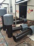 焊制碳钢罩型通气帽|DN200排水通气帽弯管通气管