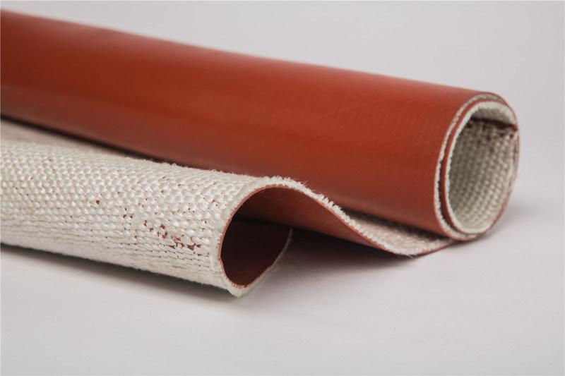玻璃纤维硅橡胶布,耐高温硅橡胶布,玻璃纤维胶布