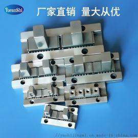 手指气缸MHZ2滑块夹爪SMC气缸耐磨爪头