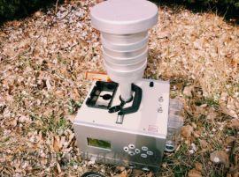 综合大气采样器集大气和颗粒物采样为一体
