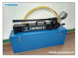 手动液压泵 SWINOCK进口超高压手动液压泵