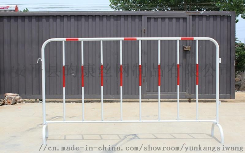 铁马活动围栏/道路施工警示栏/供应现货铁马护栏