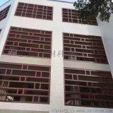中国风 欧式铝窗花来图定制厂家