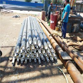 三明 鑫龙日升 预制防腐蒸汽保温管道 dn400/426直埋保温钢管