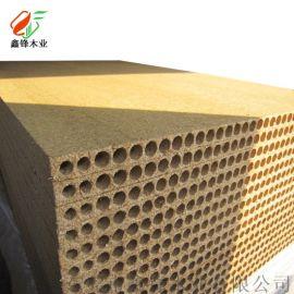 桥洞力学板空芯刨花板板材广东桥洞板厂家生产刨花板