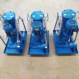 高效滤油车 手推式滤油车 加油小车